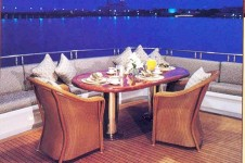 Magic -  Skylounge Aft Deck